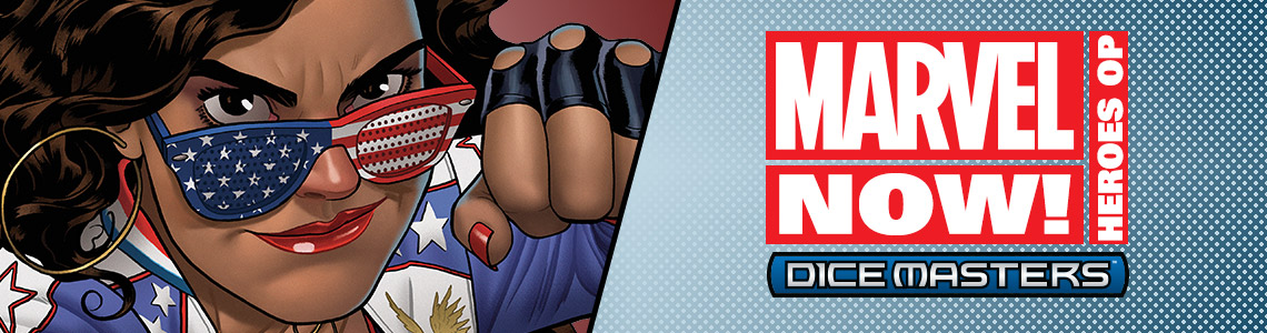 Marvel Dice Masters: Marvel NOW Heroes OP