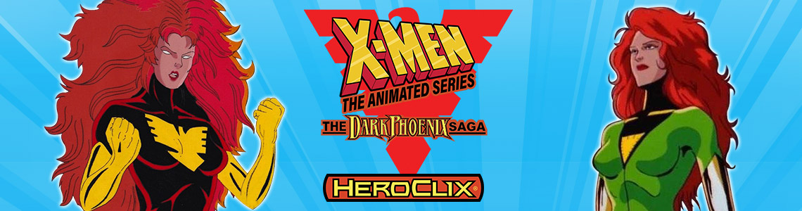 Marvel HeroClix: X-Men the Animated Series, the Dark Phoenix Saga