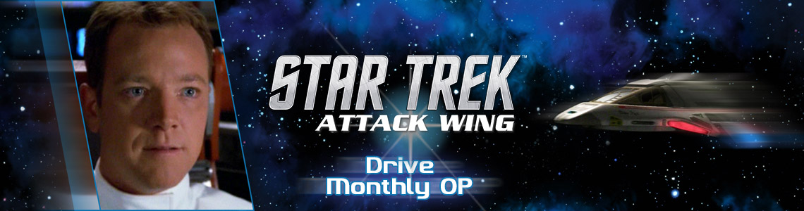 STAW: Drive Monthly OP