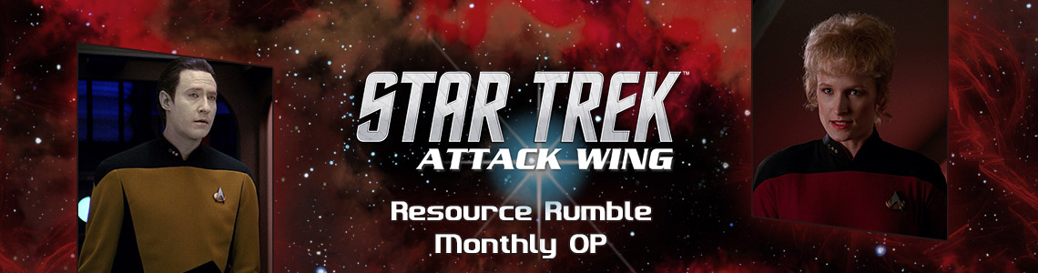 STAW: Resource Rumble