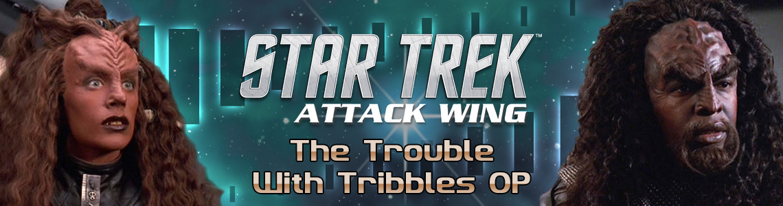 STAW Trouble with Tribbles