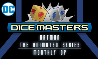 Batman TAS Monthly OP