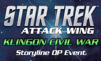 Star Trek: Attack Wing - Klingon Civil War